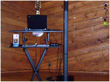 Capital Disc Jockey's Compact DJ Booth