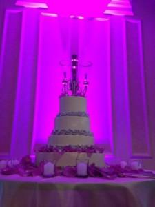 Uplight the Cake